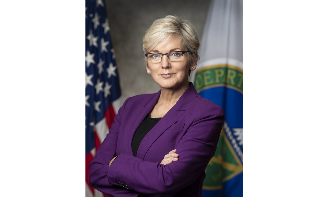 Sekretarz Energii Stanów Zjednoczonych Jennifer M. Granholm w Polsce