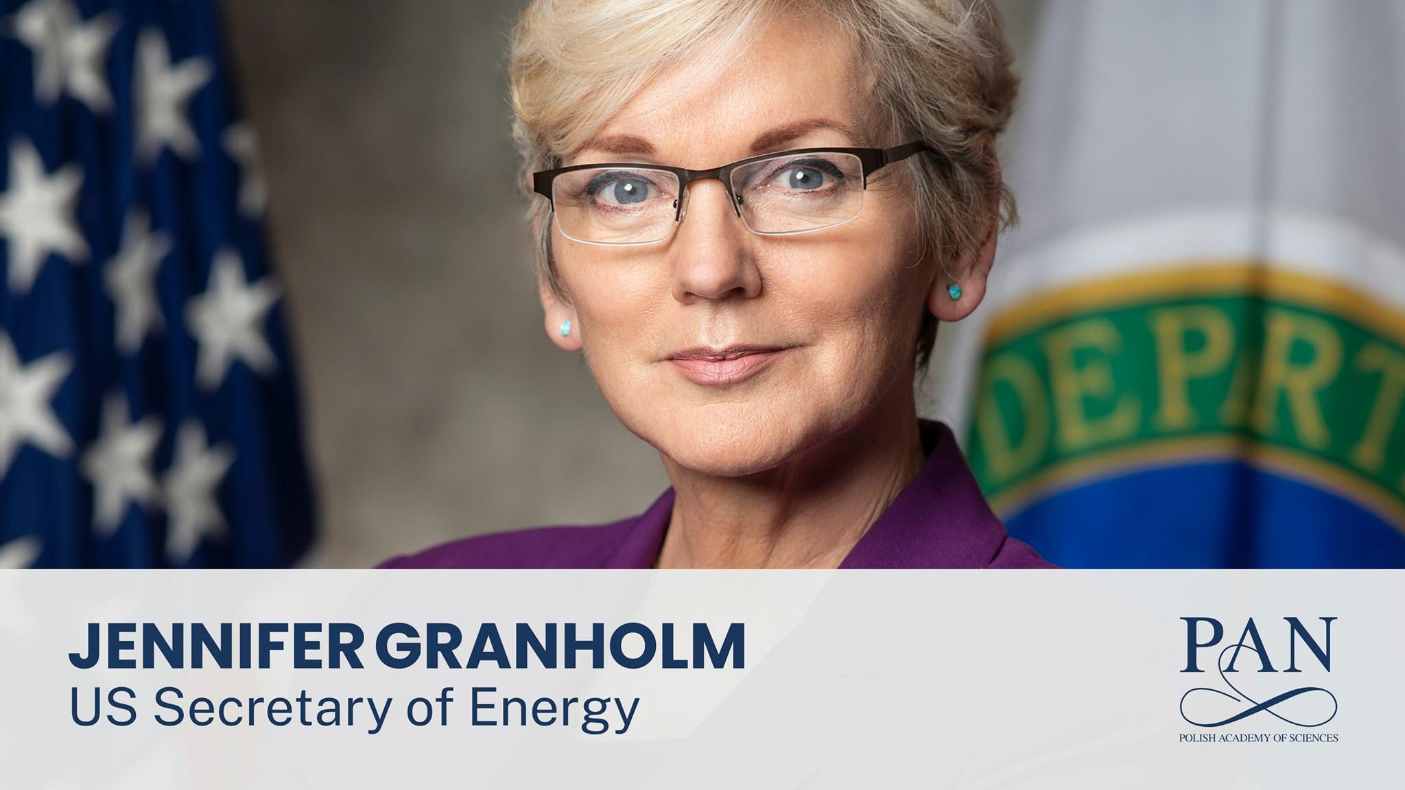 Spotkanie Sekretarz Energii USA Jennifer Granholm z Polkami odnoszącymi sukcesy w branży STEM. Weź udział online