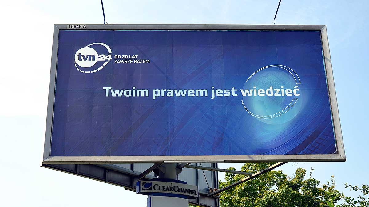 Komunikat TVN Grupa Discovery ws. koncesji dla TVN24