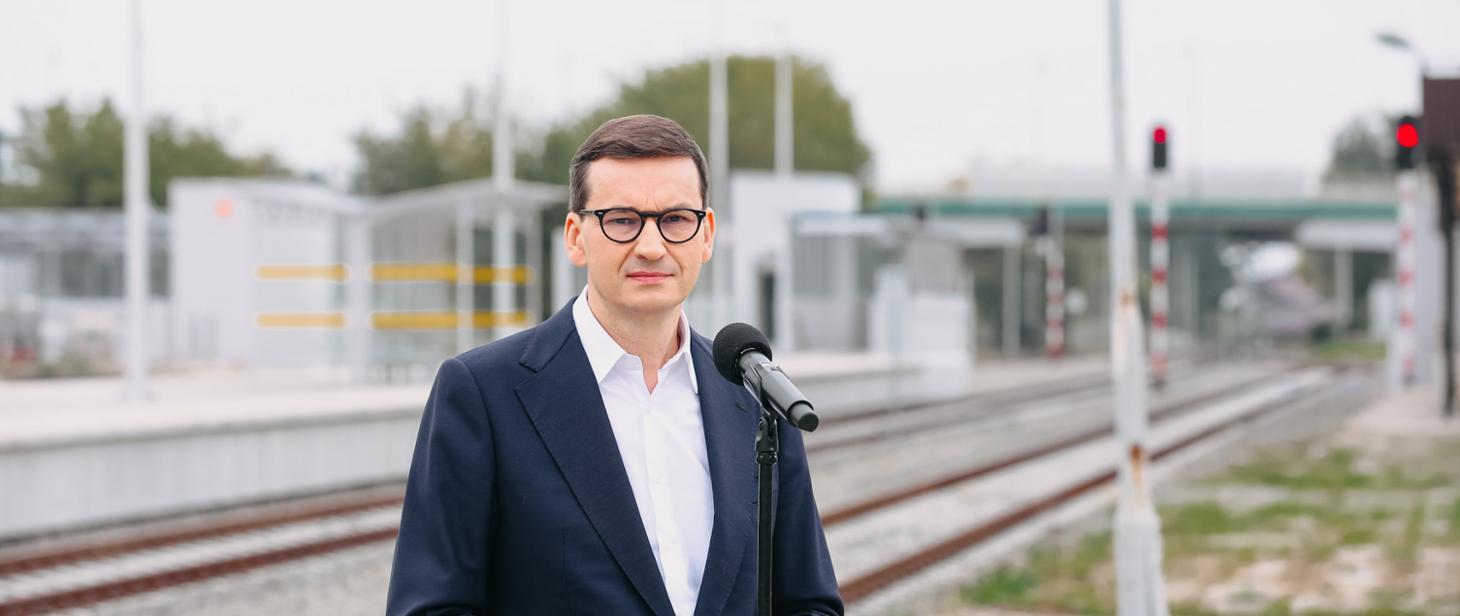 Polska inwestuje w kolej