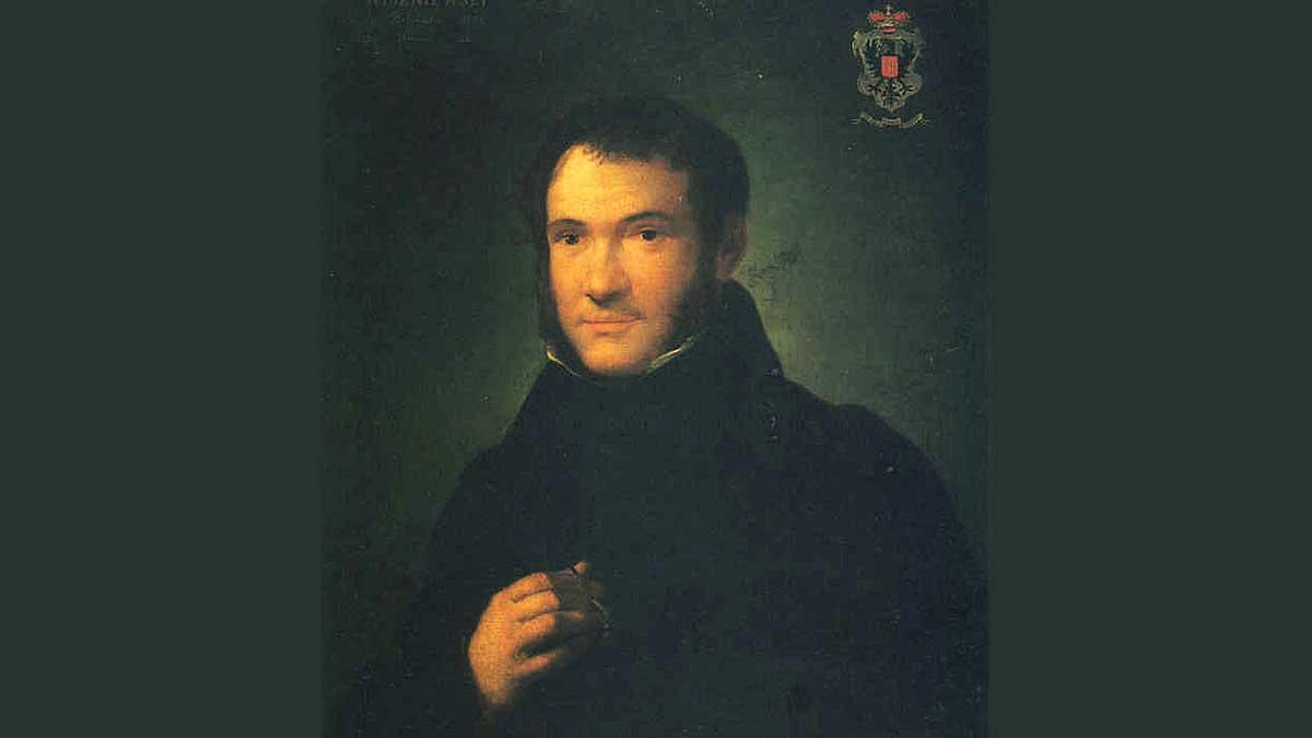 Michał Wiszniewski - filozof i historyk literatury