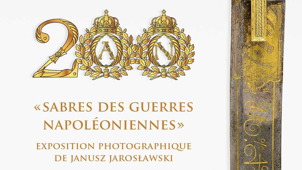 Wystawa Janusza Jarosławskiego z okazji oficjalnych obchodów dwusetnej rocznicy śmierci Napoleona Bonaparte we Francji
