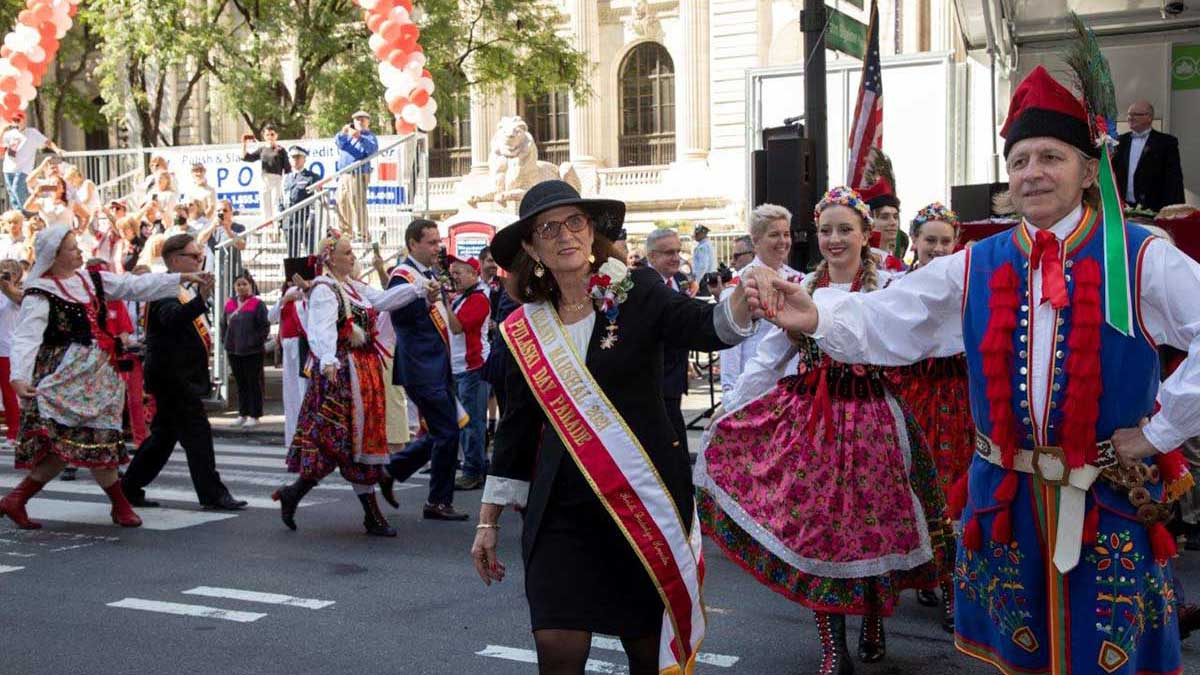 84. Parada Pułaskiego 2021