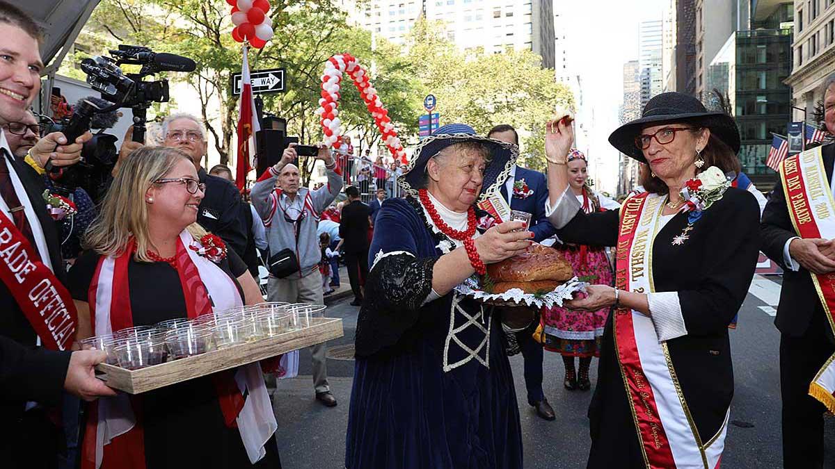 84. Parada Pułaskiego. Pulaski Parade 2021. Galeria zdjęć część 1.