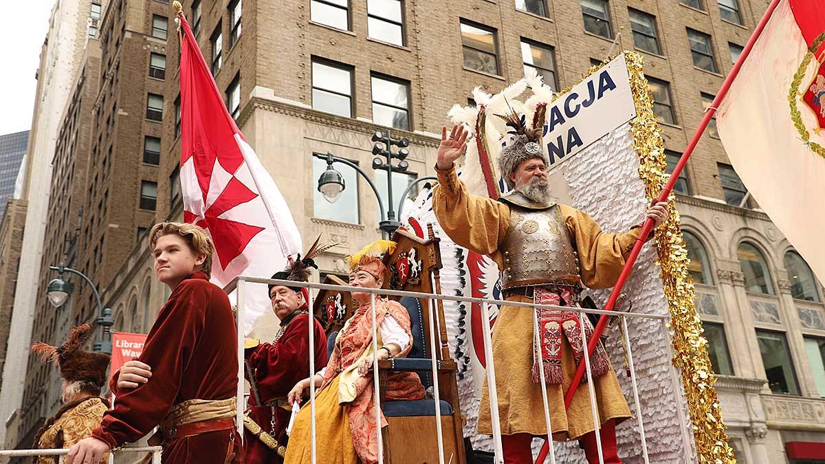 84. Parada Pułaskiego. Pulaski Parade 2021. Galeria zdjęć część 4.