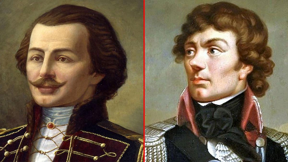 Generals Kosciuszko and Pulaski - by General David T. Zabecki