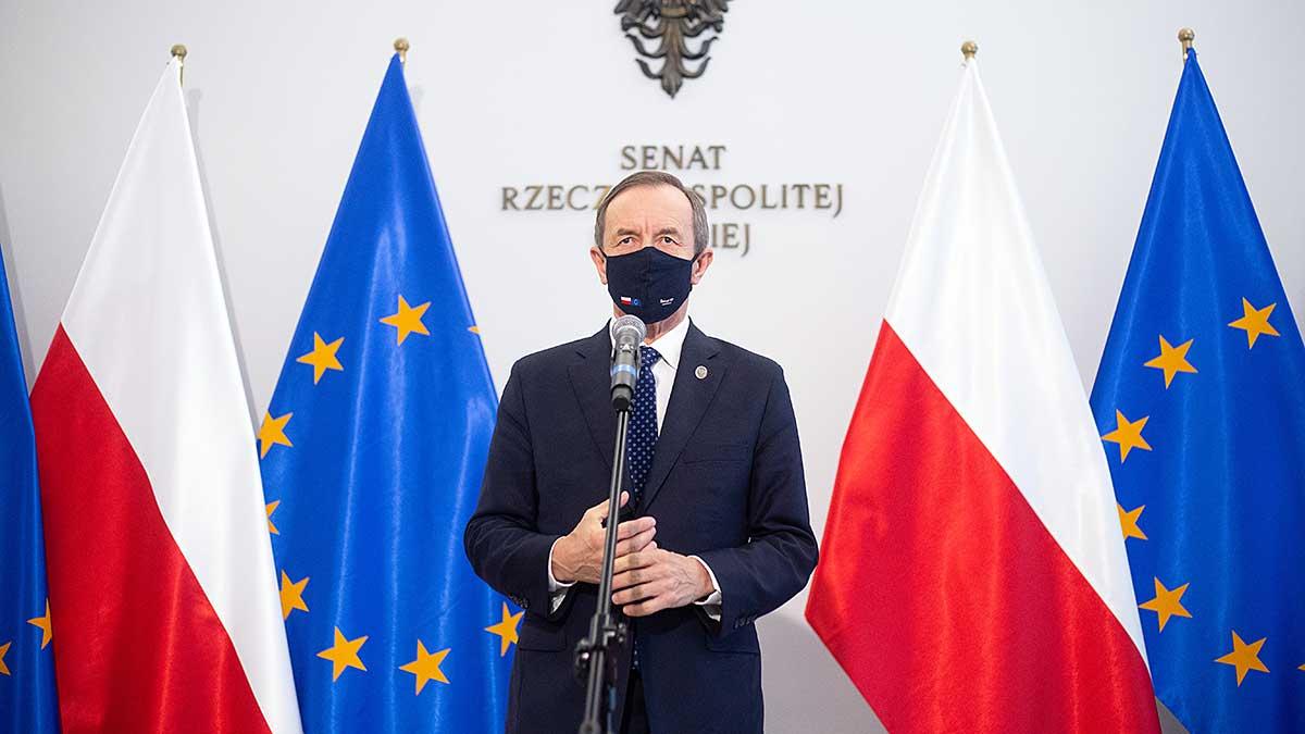 Konkurs o Nagrodę Marszałka Senatu RP dla dziennikarzy polskich i polonijnych