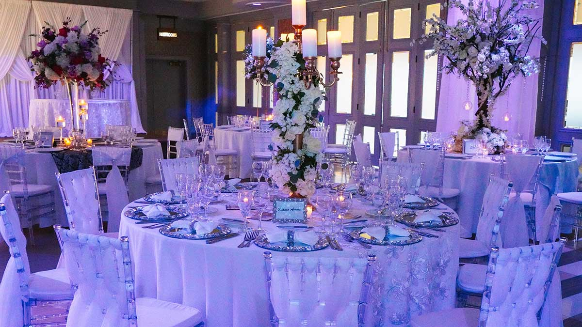 Planning Special Event in New York? Vendor Showcase at Russo's on the Bay on October 18th 2021
